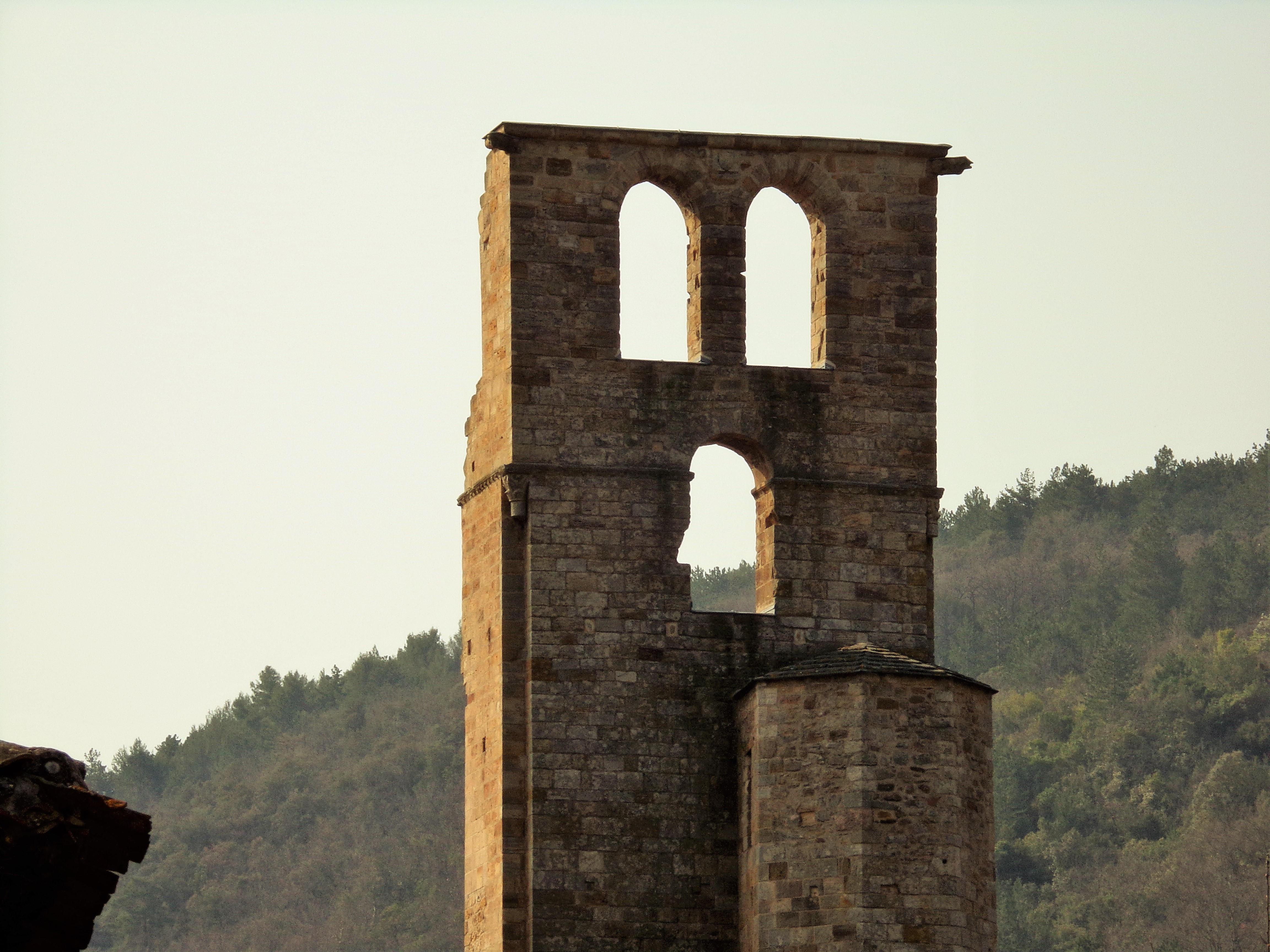 Clocher Abbaye