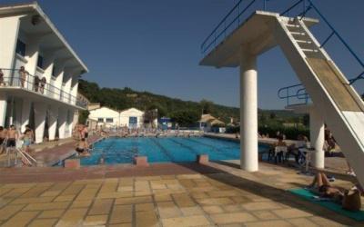 ouverture de la piscine municipale